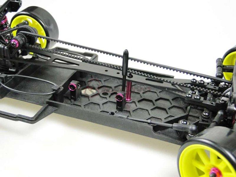 Racing Sakura D Cs Sport   Drift Car Kit