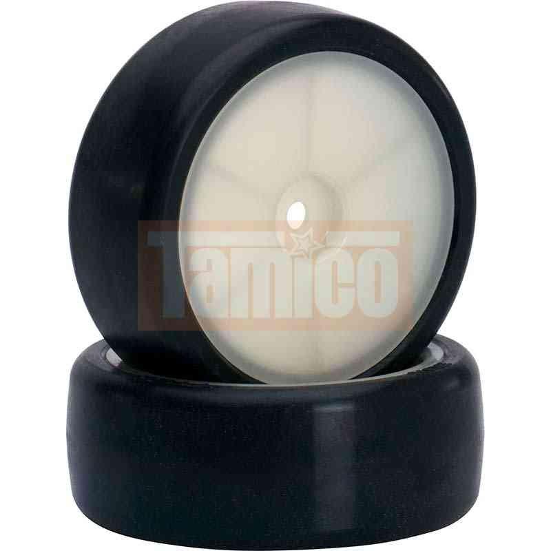 LRP VTEC G32 Reifen mit DishFelge für Asphalt 24mm (4 Stk