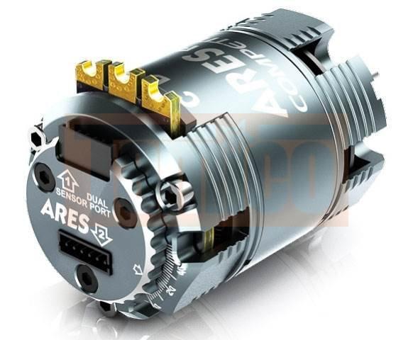 Ares Pro 1 10 Brushless Sensor Motor 17 5t 2200kv