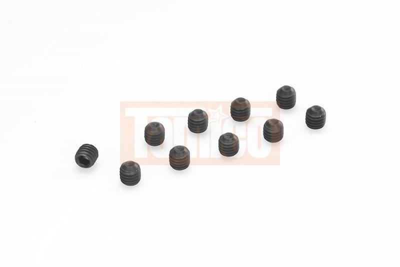 gewindestift m3x10 mit innensechskant stahl 10. Black Bedroom Furniture Sets. Home Design Ideas