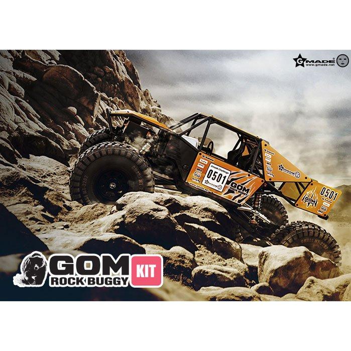 Gmade 1/10 GOM Rock Buggy Bausatz GM56000