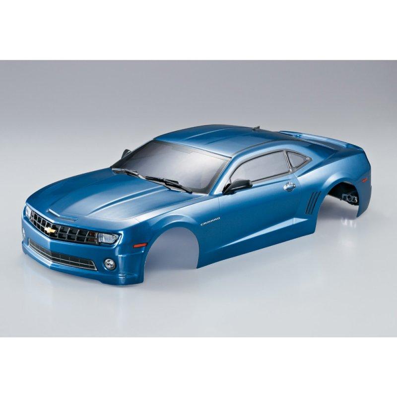 killerbody karosserie camaro 2011 metallic blau fertig. Black Bedroom Furniture Sets. Home Design Ideas