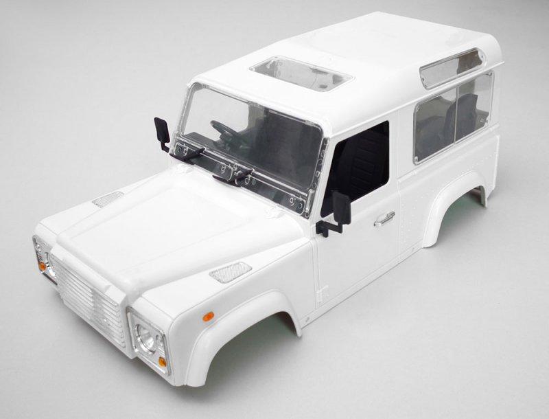 rc4wd karosserie satz land rover defender d90 1 10. Black Bedroom Furniture Sets. Home Design Ideas