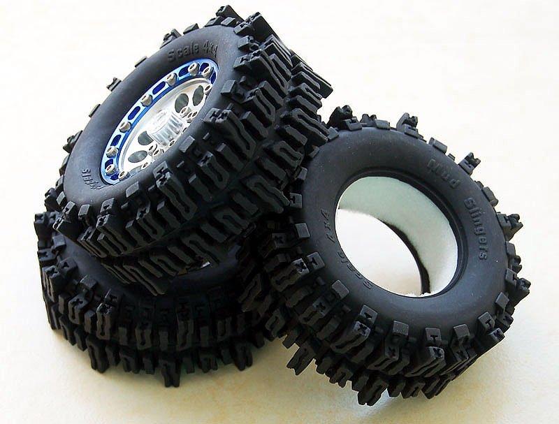 RC4WD Reifen Mud Slingers 19 (2 Stk)