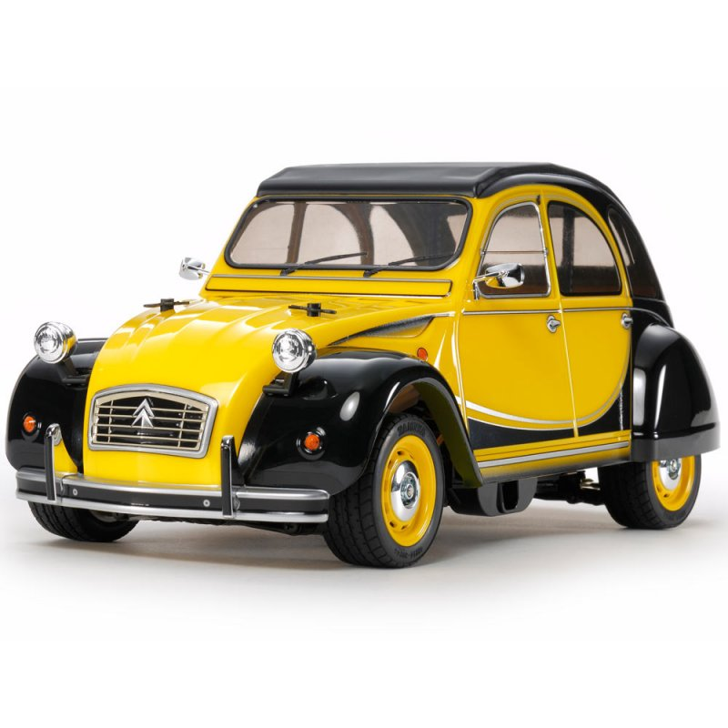 tamiya 58655 citroen 2cv ente charleston m 05 bausatz. Black Bedroom Furniture Sets. Home Design Ideas