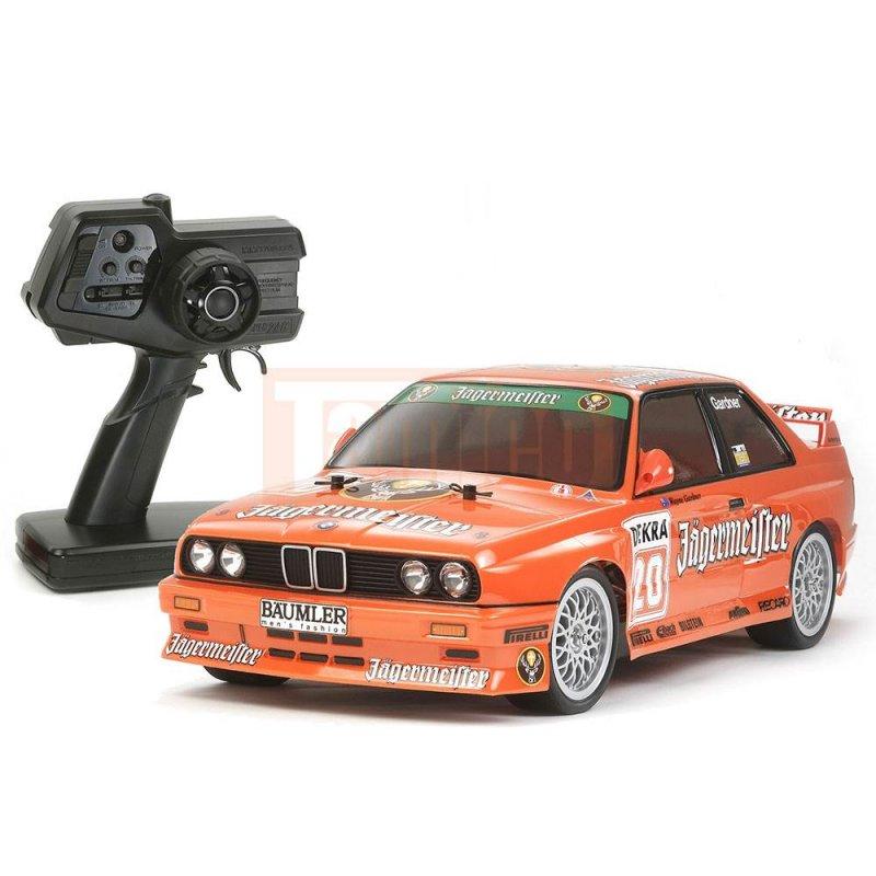 Bmw Xb: Tamiya BMW M3 Jägermeister XBS RTR 2.4 GHz