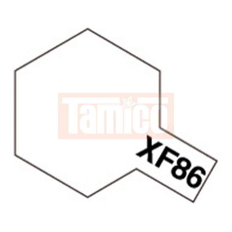 tamiya farbe xf 86 acryl klarlack matt 10ml 81786. Black Bedroom Furniture Sets. Home Design Ideas