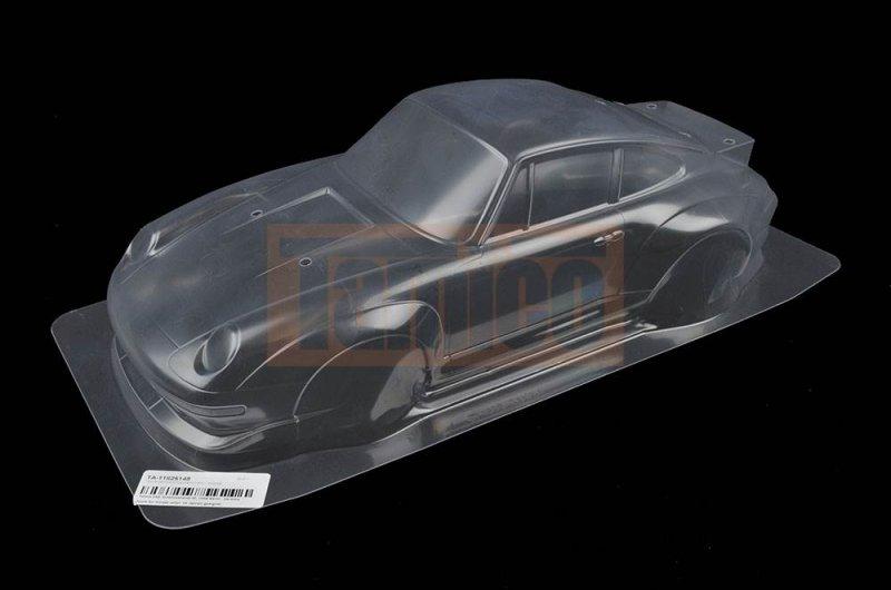 tamiya karosserie porsche 911 gt2 11825148. Black Bedroom Furniture Sets. Home Design Ideas