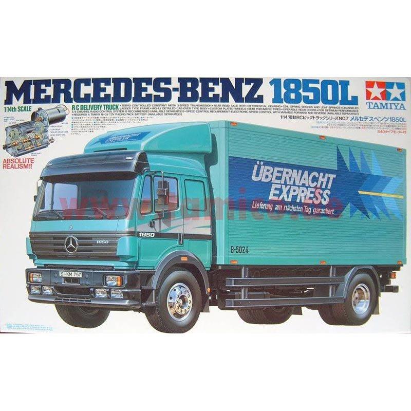 Tamiya Mercedes-Benz 1850L Bausatz #56307