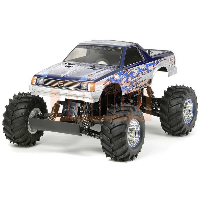 Tamiya Mud Blaster II Monstertruck (WT-01) Bausatz #58514