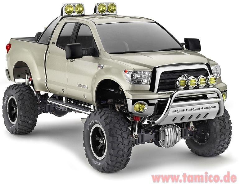 Tamiya Toyota Tundra High Lift Bausatz 58415