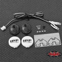 RC4WD 1/10 Detailed Round IPF Lights w/LED