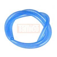 2x5mm SILICONE FUEL PIPE BLUE (50cm)