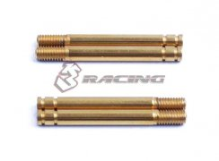3Racing 28mm Dämpfer Shaft Titan Coated für Sakura XI