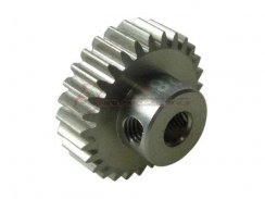 3Racing 48 Pitch Pinion Gear 28T (7075 mit  Hard Coating)