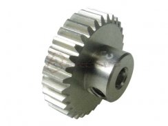3Racing 48 Pitch Pinion Gear 31T (7075 mit  Hard Coating)
