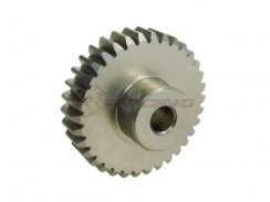 3Racing 48 Pitch Pinion Gear 34T (7075 mit  Hard Coating)