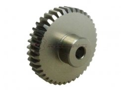 3Racing 48 Pitch Pinion Gear 40T (7075 mit  Hard Coating)