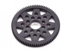 3Racing 48 Pitch Spur Gear 80T (Plastic)