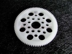 3Racing 48 Pitch Spur Gear 80T
