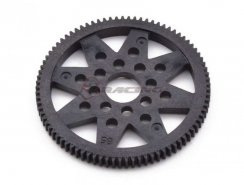 3Racing 48 Pitch Spur Gear 85T (Plastic)