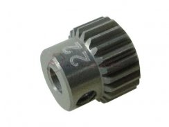 3Racing 64 Pitch Pinion Gear 22T (7075 mit  Hard Coating)