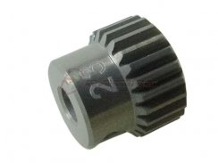 3Racing 64 Pitch Pinion Gear 23T (7075 mit  Hard Coating)