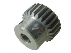 3Racing 64 Pitch Pinion Gear 24T (7075 mit  Hard Coating)
