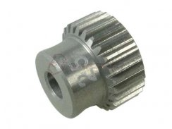 3Racing 64 Pitch Pinion Gear 25T (7075 mit  Hard Coating)