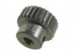 3Racing 64 Pitch Pinion Gear 28T (7075 mit  Hard Coating)