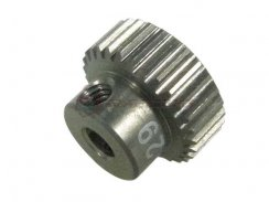 3Racing 64 Pitch Pinion Gear 29T (7075 mit  Hard Coating)