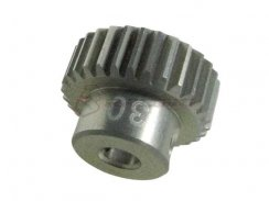 3Racing 64 Pitch Pinion Gear 30T (7075 mit  Hard Coating)