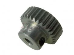 3Racing 64 Pitch Pinion Gear 31T (7075 mit  Hard Coating)