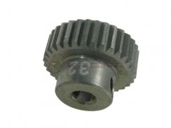 3Racing 64 Pitch Pinion Gear 32T (7075 mit  Hard Coating)