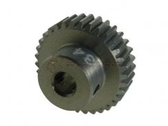 3Racing 64 Pitch Pinion Gear 34T (7075 mit  Hard Coating)