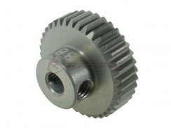 3Racing 64 Pitch Pinion Gear 38T (7075 mit  Hard Coating)