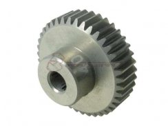 3Racing 64 Pitch Pinion Gear 40T (7075 mit  Hard Coating)