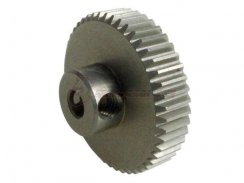 3Racing 64 Pitch Pinion Gear 47T (7075 mit  Hard Coating)