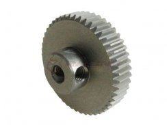 3Racing 64 Pitch Pinion Gear 49T (7075 mit  Hard Coating)