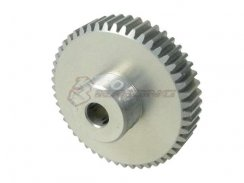 3Racing 64 Pitch Pinion Gear 50T (7075 mit  Hard Coating)