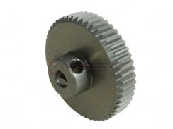3Racing 64 Pitch Pinion Gear 51T (7075 mit  Hard Coating)