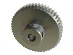 3Racing 64 Pitch Pinion Gear 52T (7075 mit  Hard Coating)