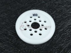 3Racing 64 Pitch Spur Gear 103T