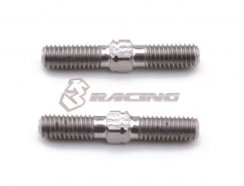 3Racing 64 Titan 3mm Spannachse - 15mm (2  Stk.)