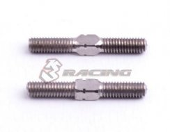 3Racing 64 Titan 3mm Spannachse - 21mm (2  Stk.)