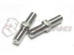 3Racing 64 Titan 4mm Spannachse - 20mm (2  Stk.)