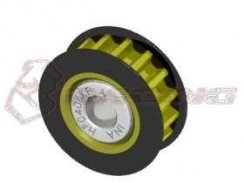 3Racing Alu Center One Way Pulley Gear T16
