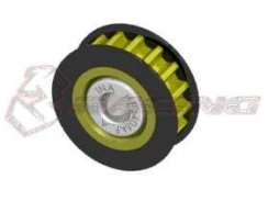 3Racing Alu Center One Way Pulley Gear T17