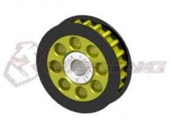 3Racing Alu Center One Way Pulley Gear T22
