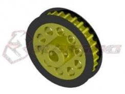 3Racing Alu Center Pulley Gear T28